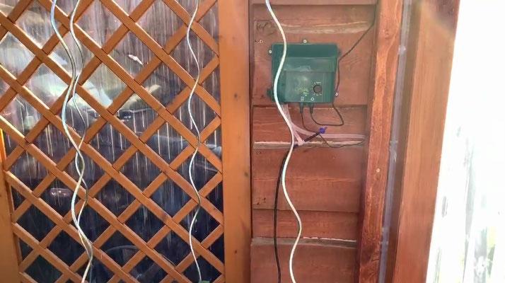 automatisches Solar Bewässerungssystem