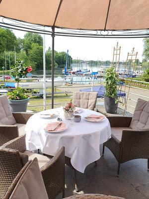 Restaurant an der Sechs-Seen-Platte