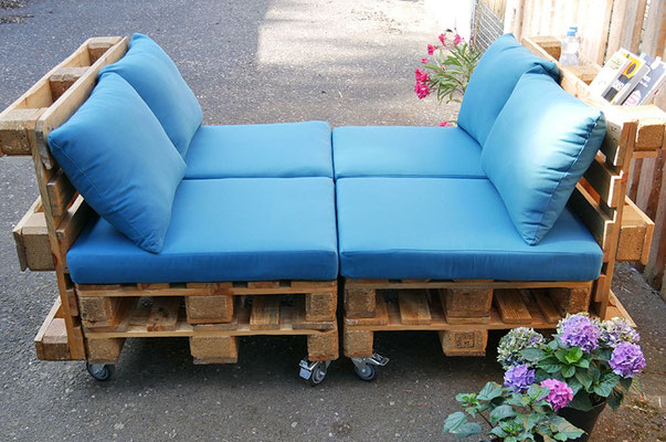 ...als Daybed...