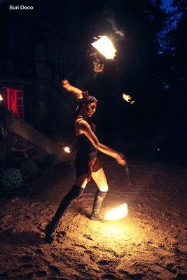 Feuerpoi im Steampunk Style, Foto: Heinrich von Schimmer