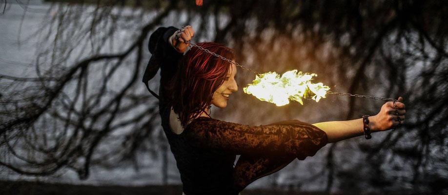 Faszination Feuer, Foto: Wieglas