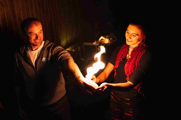 Die Mutprobe: Körperfeuer | Foto: Daniel Tetzel
