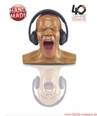 wie echt: der Oehlbach Kopfhörer-Ständer