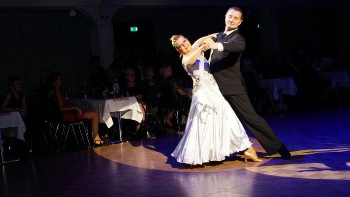 Alain Blessig und Sigrid Heusel