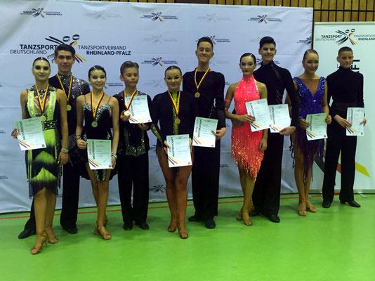 Daniel Miller / Alina Boschmann, Platz 3