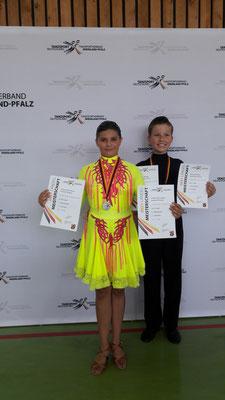 Andrea Costeniuc & Alexander Skrzypek