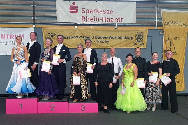 Matthias und Renate Polloczeck  , Platz 5