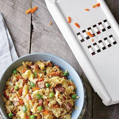 Ideal um vegetarische Aufläufe schnell und sicher zuzubereiten ♥