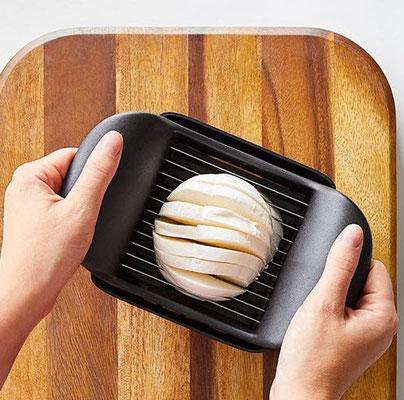 Pilze Ruckzuck für deine Sauce im Gemüsefix schneiden...