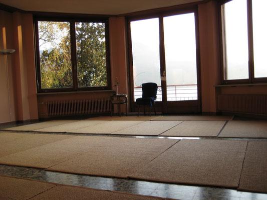 Yogaraum Yoga-Sommerschule Ponte Tresa