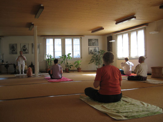 Hatha-Yoga in St. Gallen