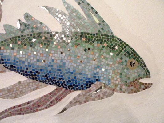 Wandbild Fisch