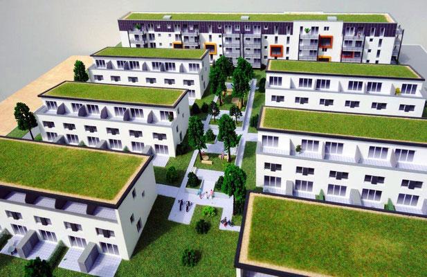 Architekturmodelle 3D-Druck