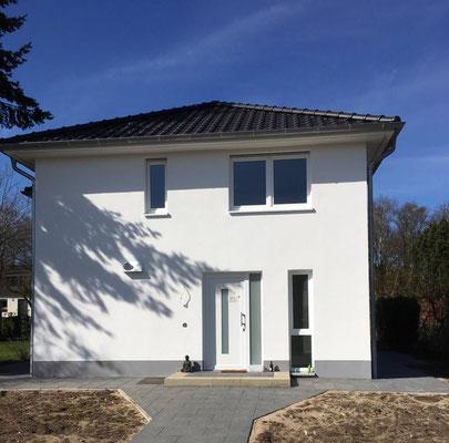 Stadthaus in Niendorf mit 150m² Wohnfläche, KFW 70 Standard, Fussbodenheizung