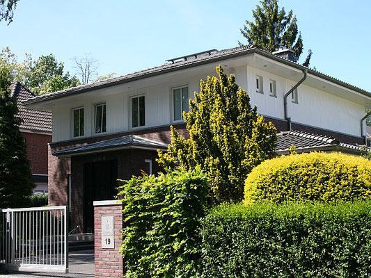 Hamburger Stadtvilla auf 200m² mit Vollkeller
