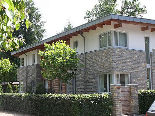 Doppelhaus über zwei Geschosse in Aumühle