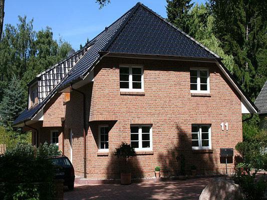 Doppelhaus im Landhausstil in Hamburg