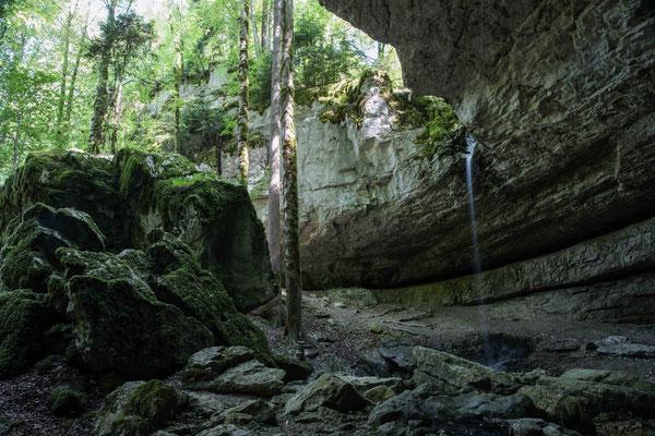 Der Felsenkessel Bief de Vautenaivre