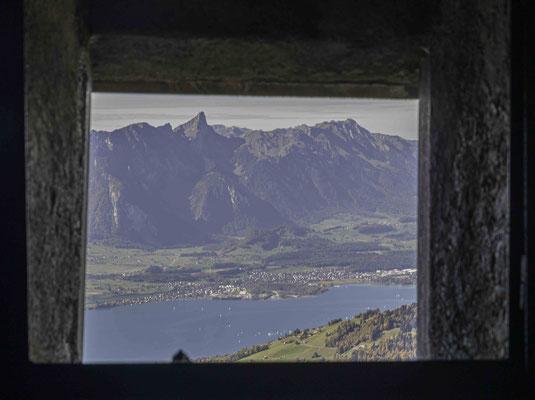 In der Festung Schafloch