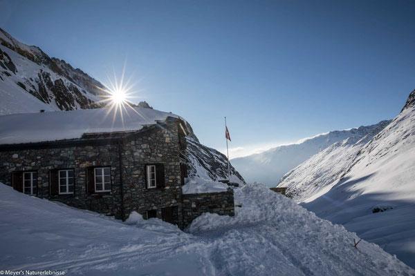 Die SAC Hütte Voralp