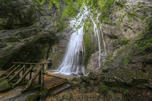 Bei der Grotte von Môtiers