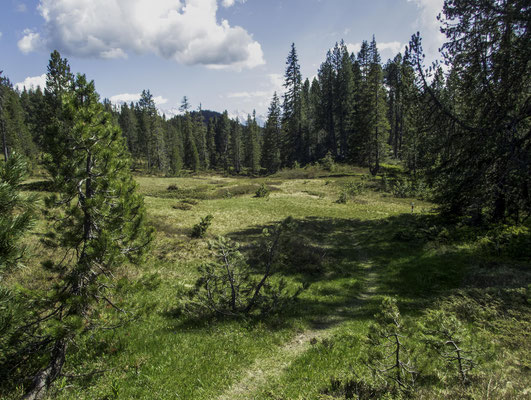 Naturschutzgebiet Hohgant Seefeld