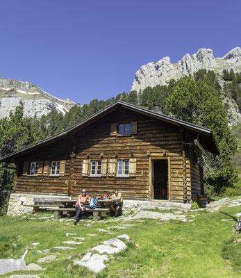 Die SAC Hohganthütte