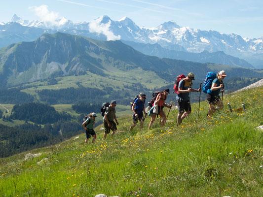 Unterwegs im Berner Oberland