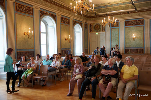 Im Schloss Esterhazy