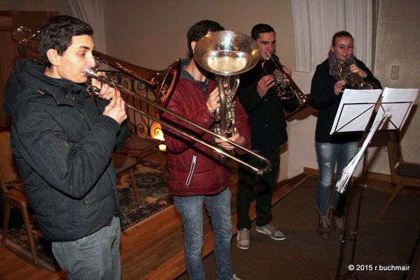 Bläserensemble der LMS Waizenkirchen