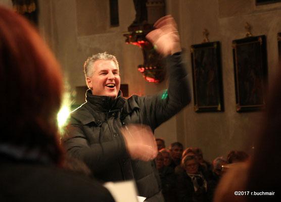Chorleiter Mag. Richter Grimbeek