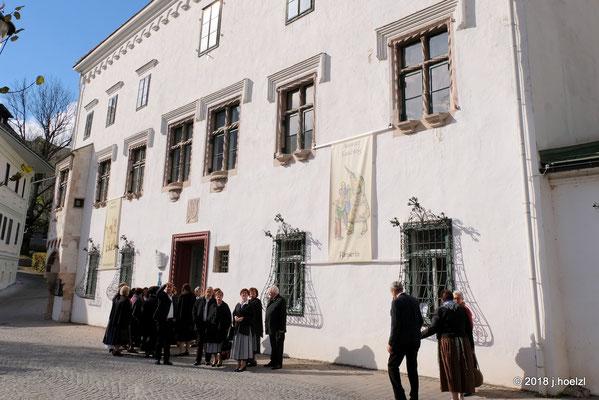 Führung durch das Kammerhofmuseum in Bad Aussee