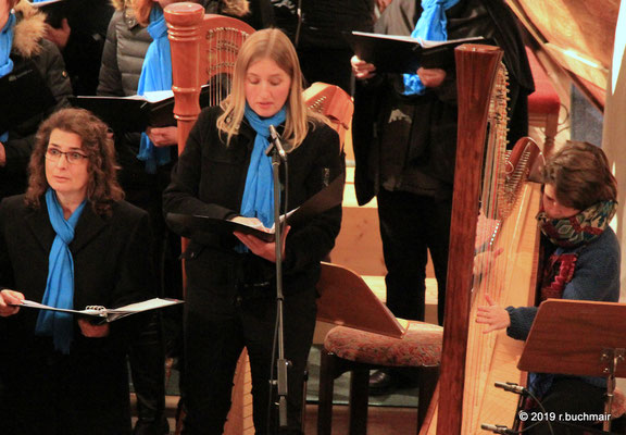 Birgit Eizenberger, Sopransolo