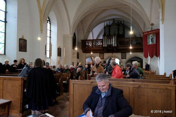 Pfarrkirche St. Ägid zu Altaussee