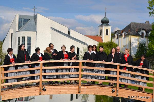 Kienzlchor Waizenkirchen in Paudorf