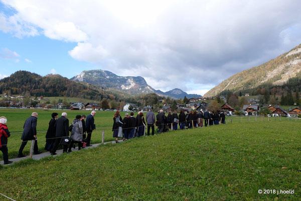 Kienzlchor - Rundgang in Altaussee