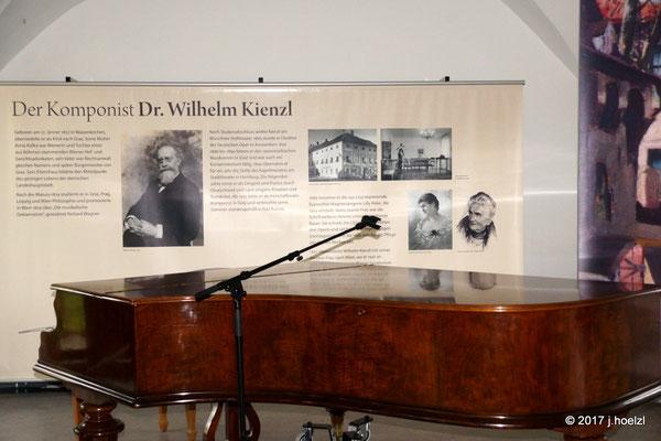 Paudorf: Kienzl-Flügel aus dem Jahr 1880