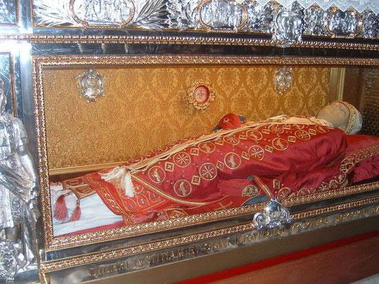 Urna Papa Gragorio VII