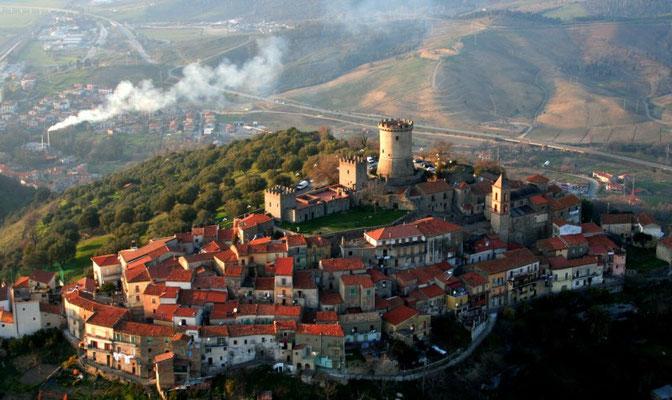Castel Nuovo Cilento