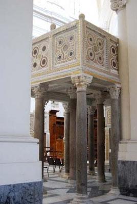 Ambone del Duomo di Salerno