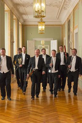 Bläseroktett Thüringen Philharmonie Gotha
