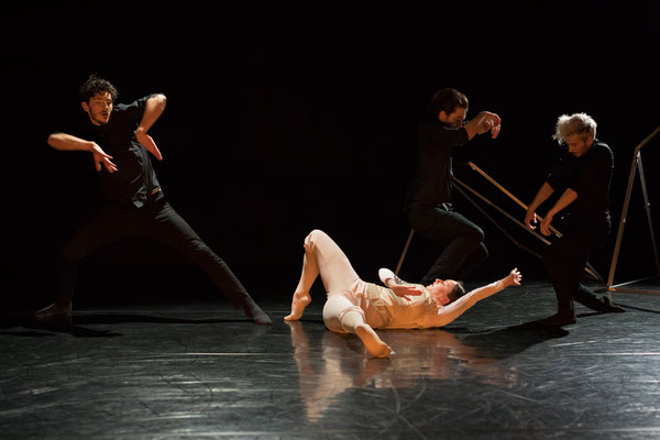 """Black Bile"" - Gabriela Finardi, Joshua Lowe, Samuël Dorn, Joseph Caldo"