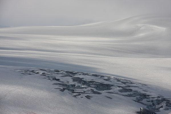 Illecillewaet Icefield, Selkirk Mountains, British Columbia, Kanada