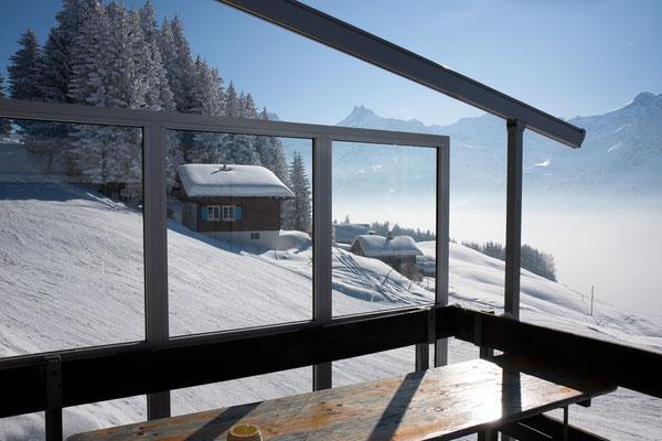 Ratzi, Schächental, Schweiz