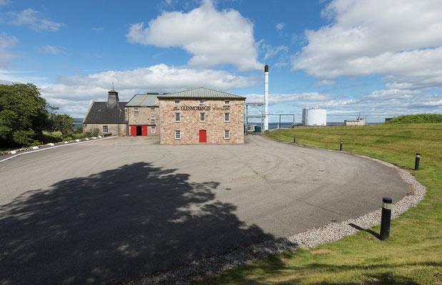 Tain, Glenmorangie Destillery