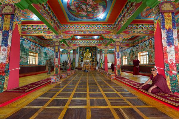 Kloster Phiyang, Versammlungsraum