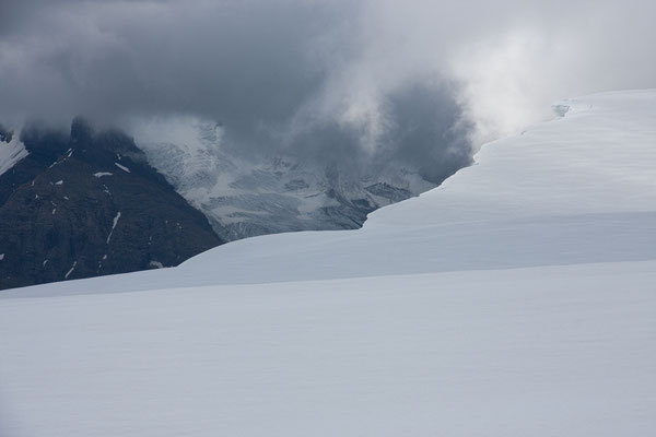 Lyell-Icefield, Rocky Mountains