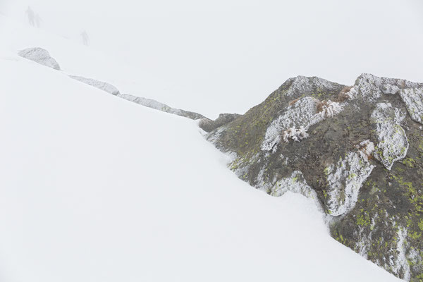 Valle di Lei, Avers, Lombardia, Italien