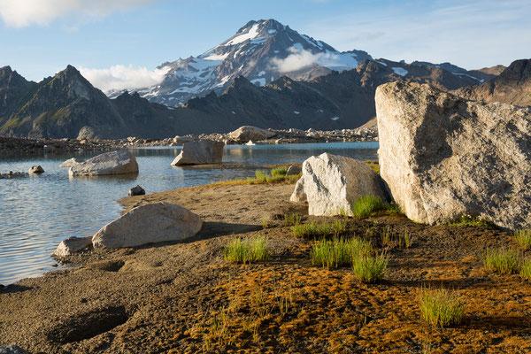 Glacier Peak, White Chuck Glacier