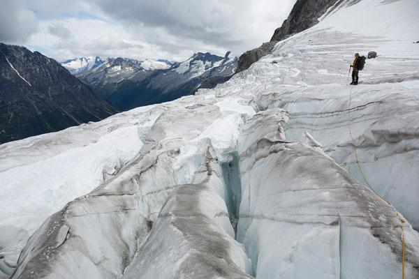 Pegasus Icefield, Waddington Range